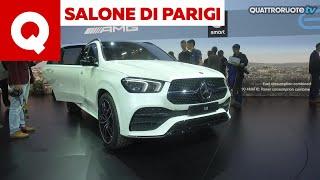 Torniamo sulla Mercedes GLE di nuova generazione!