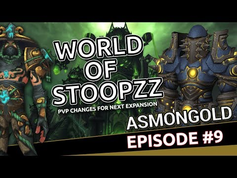 Stoopzz & Asmongold Talk PvP Changes | World of Warcraft Podcast #9