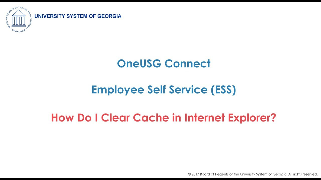 Employee Self Service (ESS)