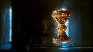 do we finally know how the holy grail disappeared?