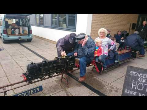 Birchwood High School Model Railway Exhibition