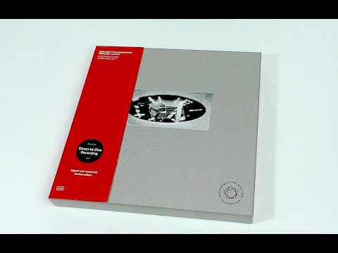 "World Premier! Berlin Philharmonic Brucker Symphony #7 Direct To Disc Box Set ""Unboxing"""