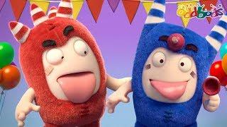 Oddbods   Nouveau   LE CARNAVAL   Dessins Animés Amusants pour les Enfants