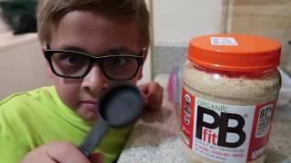 Organic PB Fit (Powdered Peanut Butter)  | Taste Test