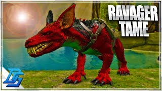BEST PVP TAME TIME, CHRISTMAS RAVAGERS! - Ark Survival Evolved - Part 3 - Aberration