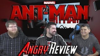 Ant-Man Angry Movie Review