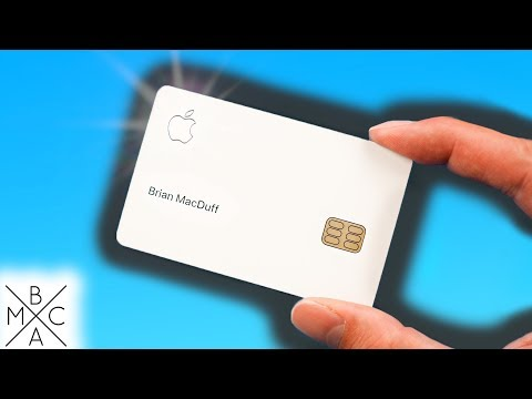 APPLE CARD UNBOXING & REVIEW: Watch THIS Before GETTING!