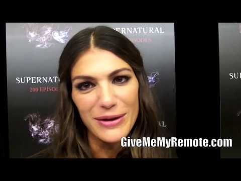 SUPERNATURAL: Genevieve Padalecki recalls her first days working on the series