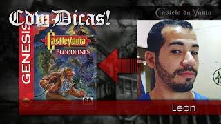 CDV Dicas! - Truques de Speedrun Castlevania Bloodlines