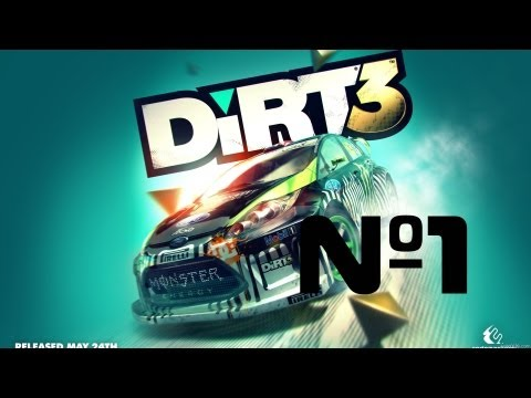 Прохождение Dirt 3 || Часть 1