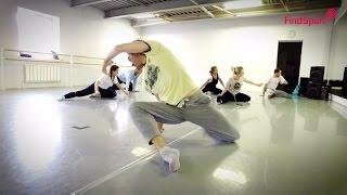 Школа современного танца ЦЕХ - почувствуй, что живешь..