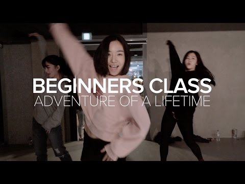 Adventure Of A Lifetime (Matoma Remix) - Coldplay / Beginners Class
