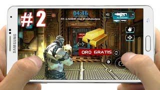Batalla Contra el Hombre Invisible / Shadowgun Dead Zone / Gameplay # 2