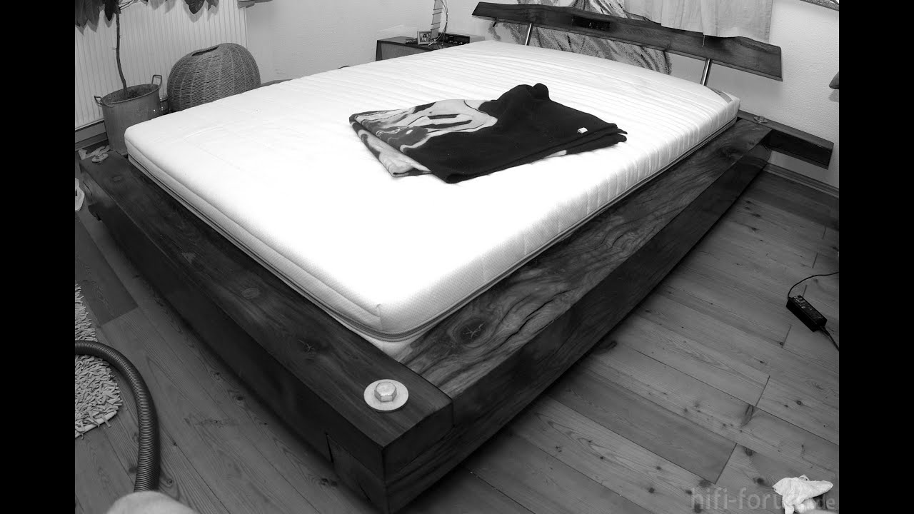inscope21 neues bett im test youtube. Black Bedroom Furniture Sets. Home Design Ideas