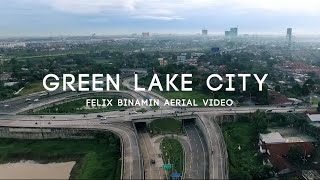 Green Lake City Jakarta - Aerial Video Indonesia [HD]