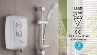 "Electric Showers: ""T80Z Fast-Fit"" video from Triton Showers"