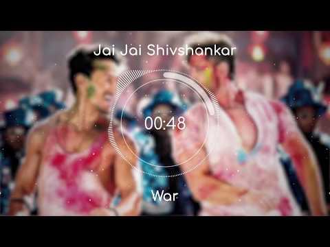 Jai Shivshankar 8d Audio  War  Hrithik Roshan  Tiger Shroff  Use Headphones