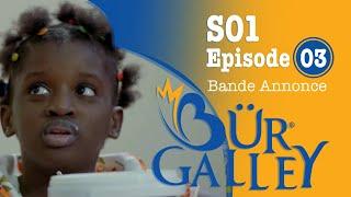 Bür Galley - saison 1 - épisode 3 : la bande annonce