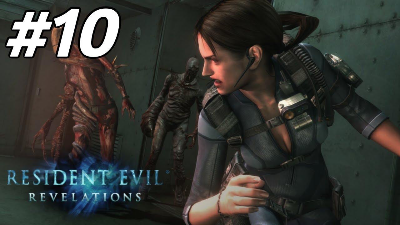 უკვდავი Rachel  ვითამაშოთ Resident Evil Revelations ნაწილი 10  ქართულად