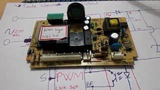 Análise Eletrônica e Conserto da Placa da Geladeira Electrolux DF80