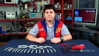 видео Специальные резисторы