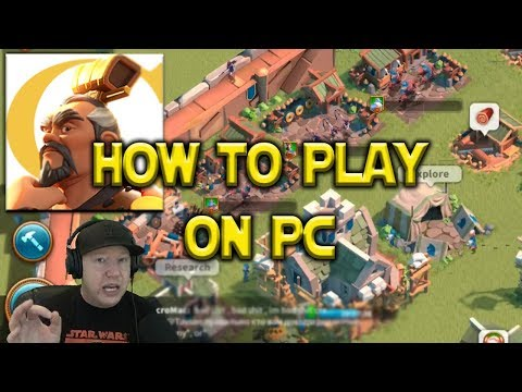 Rise Of Civilizations - How To Play On PC & Link IOS To Android (you Can't)