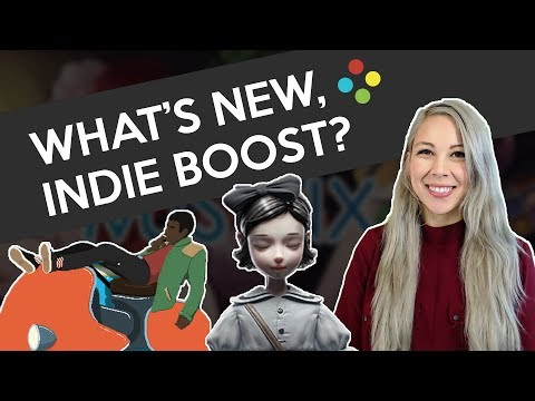 What's New, Indie Boost? || Featuring Desert Child, Iris.Fall, Musync, and More! thumbnail