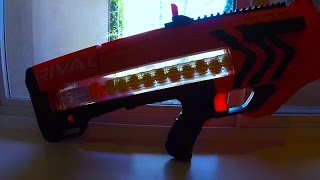 Nerf Rival Zeus MXV-1200 | Review & Firing Test