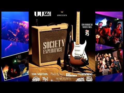 Society Experience - Rehearsal Session (Fuzz Studio 26/11/17)