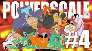 The Power Scale #4 - White Beard / Sen Goku