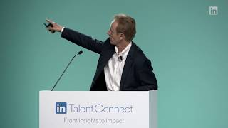 Learning in the Flow of Work: The Time is Now | Josh Bersin | Talent Connect 2018