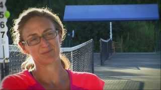 2013 Hall of Fame Award - Mary Pierce