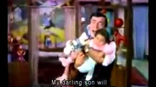 Tujhe Suraj Kahoon Ya Chanda: By Manna Dey - Ek Phool Do Mali (1969) [Children Special] With Lyrics