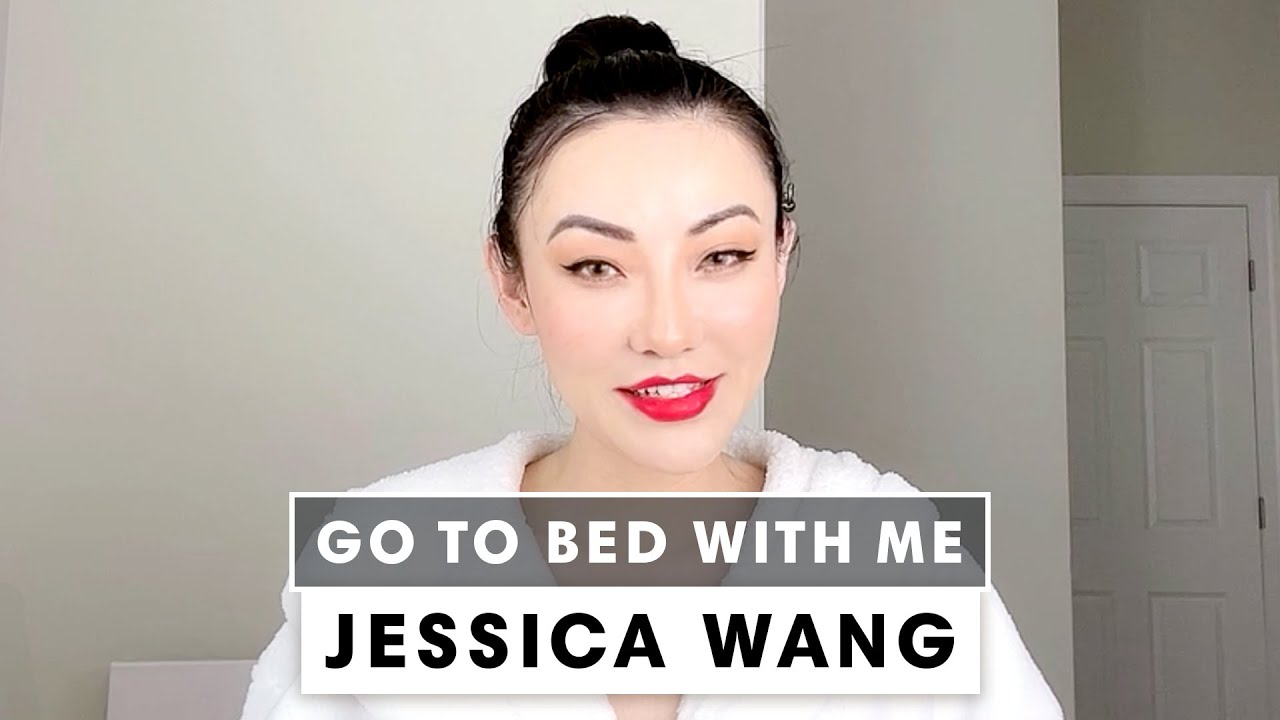 Jessica Wang's Luxe Nighttime Skincare Routine | Go To Bed With Me | Harper's BAZAAR