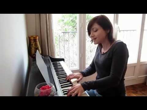 Attack On Titan - Utsukushiki Zankoku Na Sekai - Cover (piano-voice)
