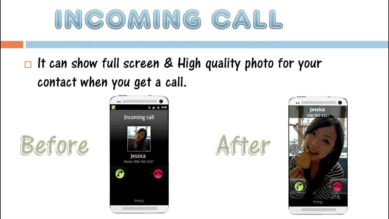 Download Full Screen Caller ID 3 5 0 APK File (tw nicky HDCallerID