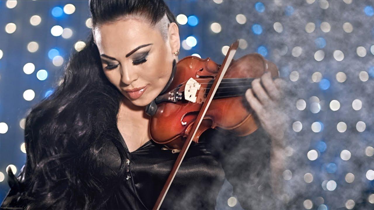 Hijo De La Luna Mecano Violin Cover Cristina Kiseleff Youtube