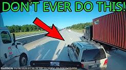 Crazy Road Rage USA & Canada | Bad Drivers, Car Crashes, Semi Brake Check, Insurance scam | New 2020