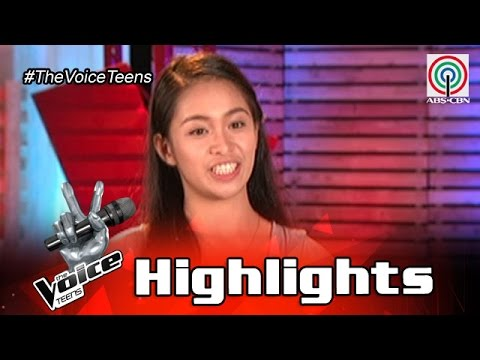 The Voice Teens Philippines: Meet Sophia Ramos