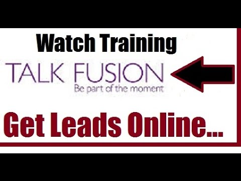 Talk Fusion Review|Key Training On Find The Best Prospects For Your Talk Fusion Business