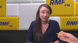Agnieszka Dziemianowicz-Bąk: Czuję ekscytację. Jerzy Fedorowicz: Robota od rana do wieczora
