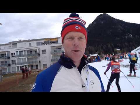 2014 Davos World Cup - Bjørn Dæhlie Interview