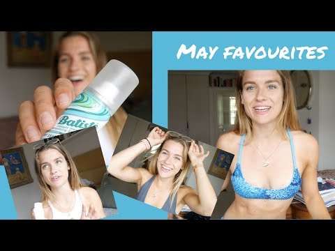 MAY FAVOURITES | Makeup, sports kit and OOTD