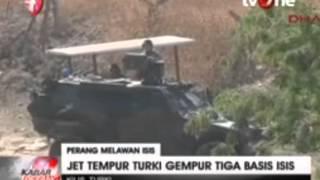 Video Seruuu !!! Jet tempur TURKI serang 3 BASIS ISIS 9 isis TEWAS - Berita Terbaru Hari Ini 25 juli 2015 download MP3, 3GP, MP4, WEBM, AVI, FLV November 2017