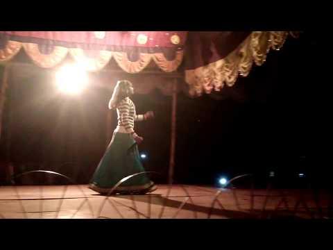 Dinajpur santhali stage programe