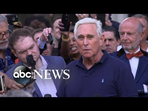 Roger Stone found guilty on all 7 counts | ABC News