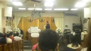 Evg. Peter Aleman III Preaching in Brooklyn, NY