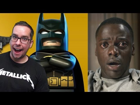 Get Out Puts LEGO Batman in Second Place - Box Office