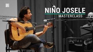Masterclass con Niño Josele - Cicle Liceu Jazz