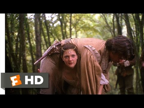 Ever After (2/5) Movie CLIP - Carrying the Prince (1998) HD